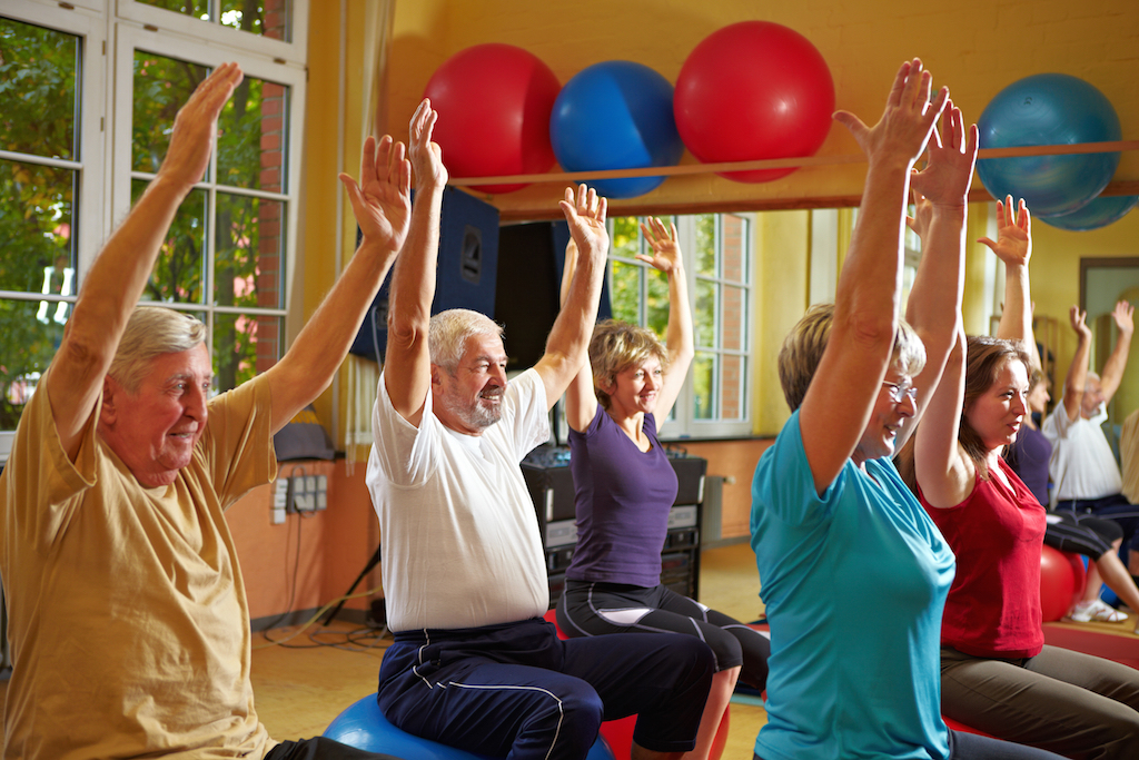 10 Reasons for Seniors to Exercise