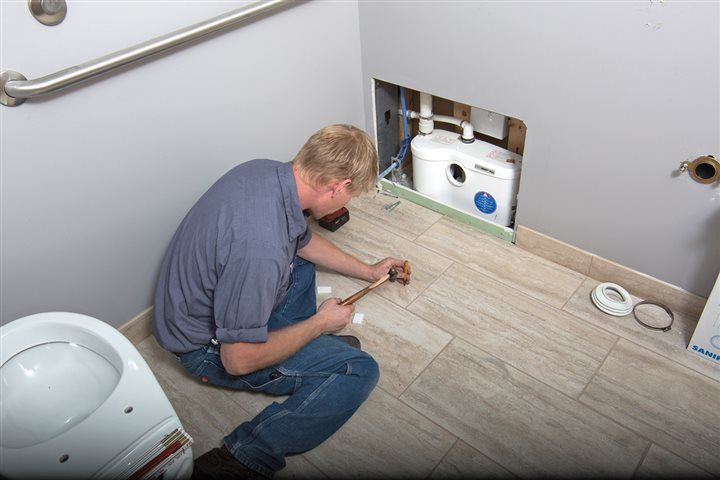 Age-in-Place Renovations… focus efforts and budgets on bathrooms and kitchens