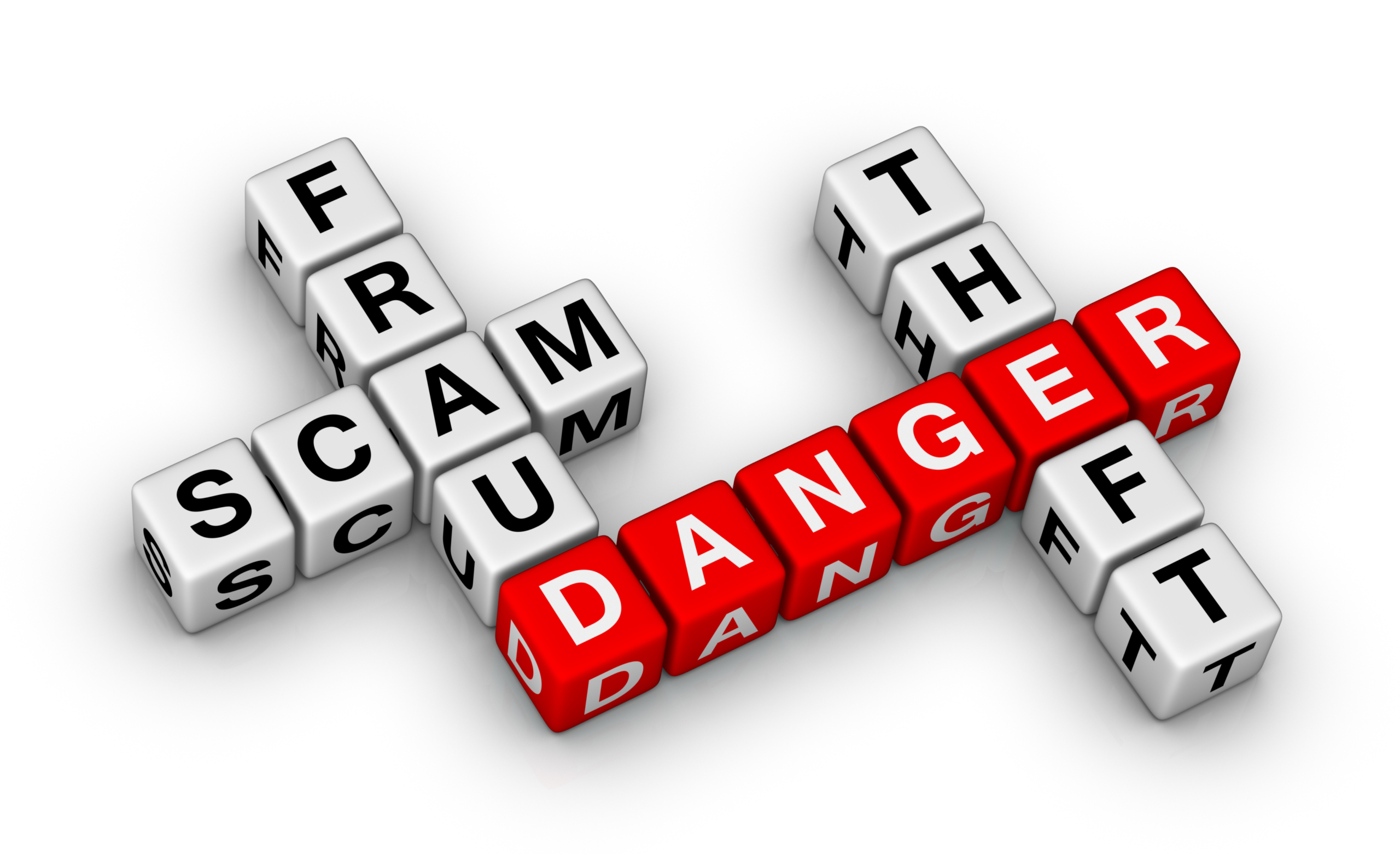 7 Signs of a SCAM