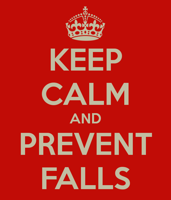 4 Things You Can Do to Prevent Falls
