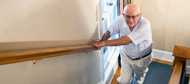 Keep it Simple. Home Modification for Aging in Place