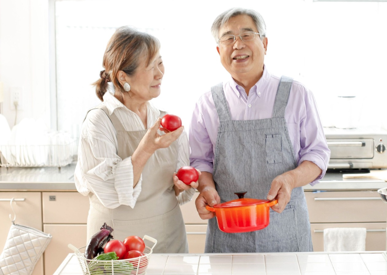 Kitchen Adaptability for Seniors