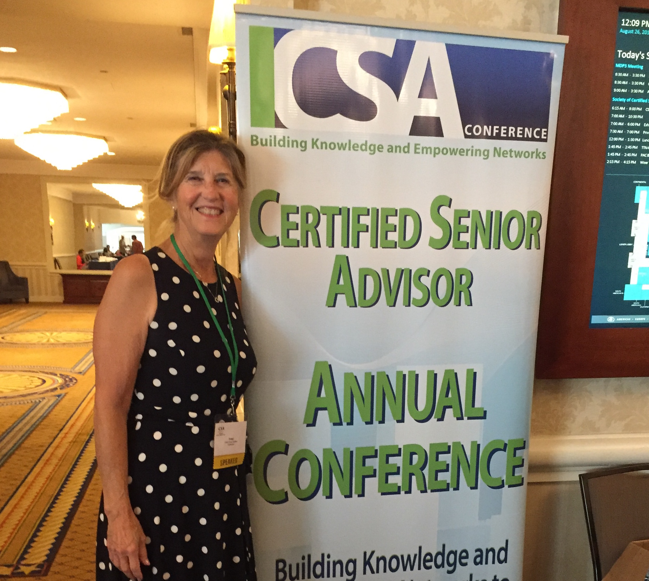Society of Certified Senior Advisors Annual Conference