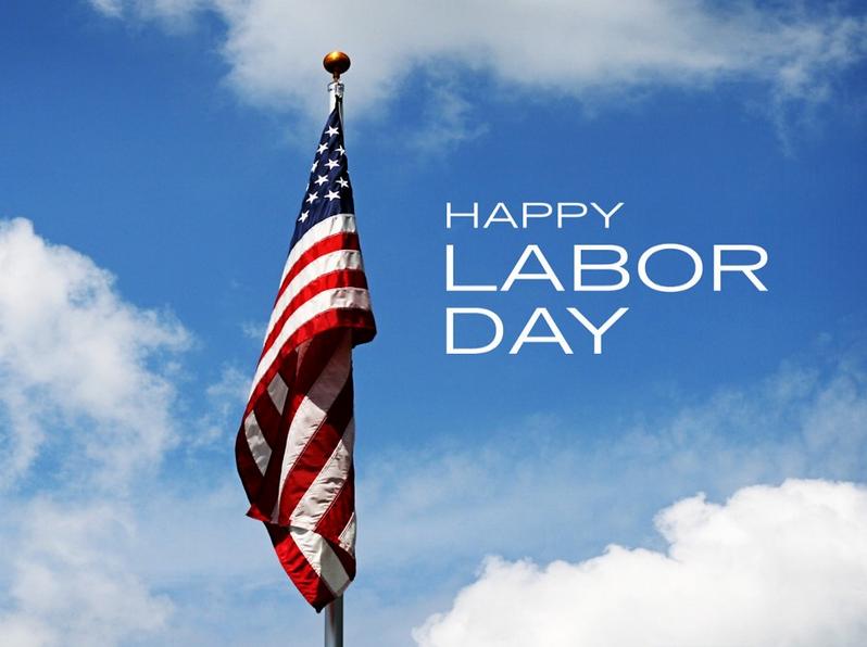 Happy Labor Day 2016!
