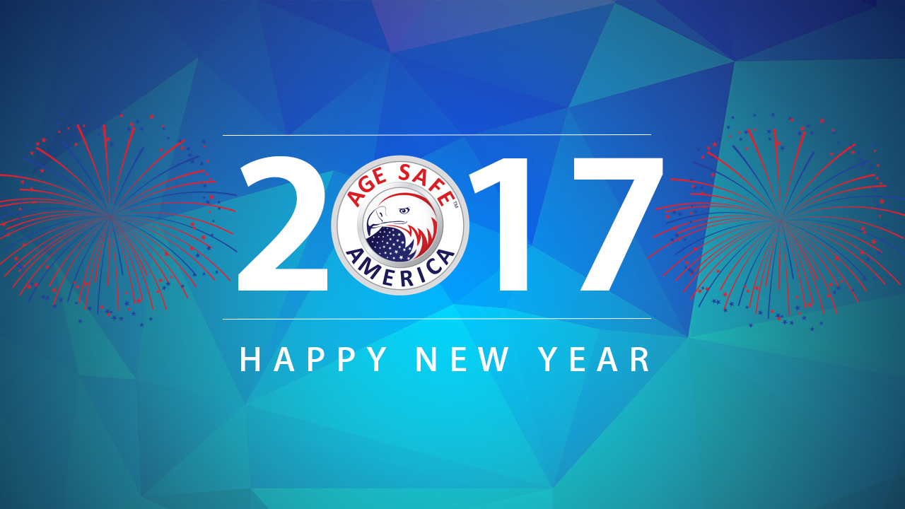 Happy New Year From Age Safe America