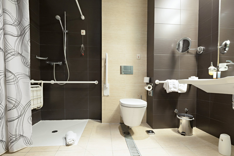 Home Modifications Make Life Easier