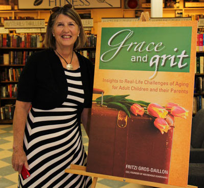 Grace and Grit: Interview with Fritzi Gros-Daillon
