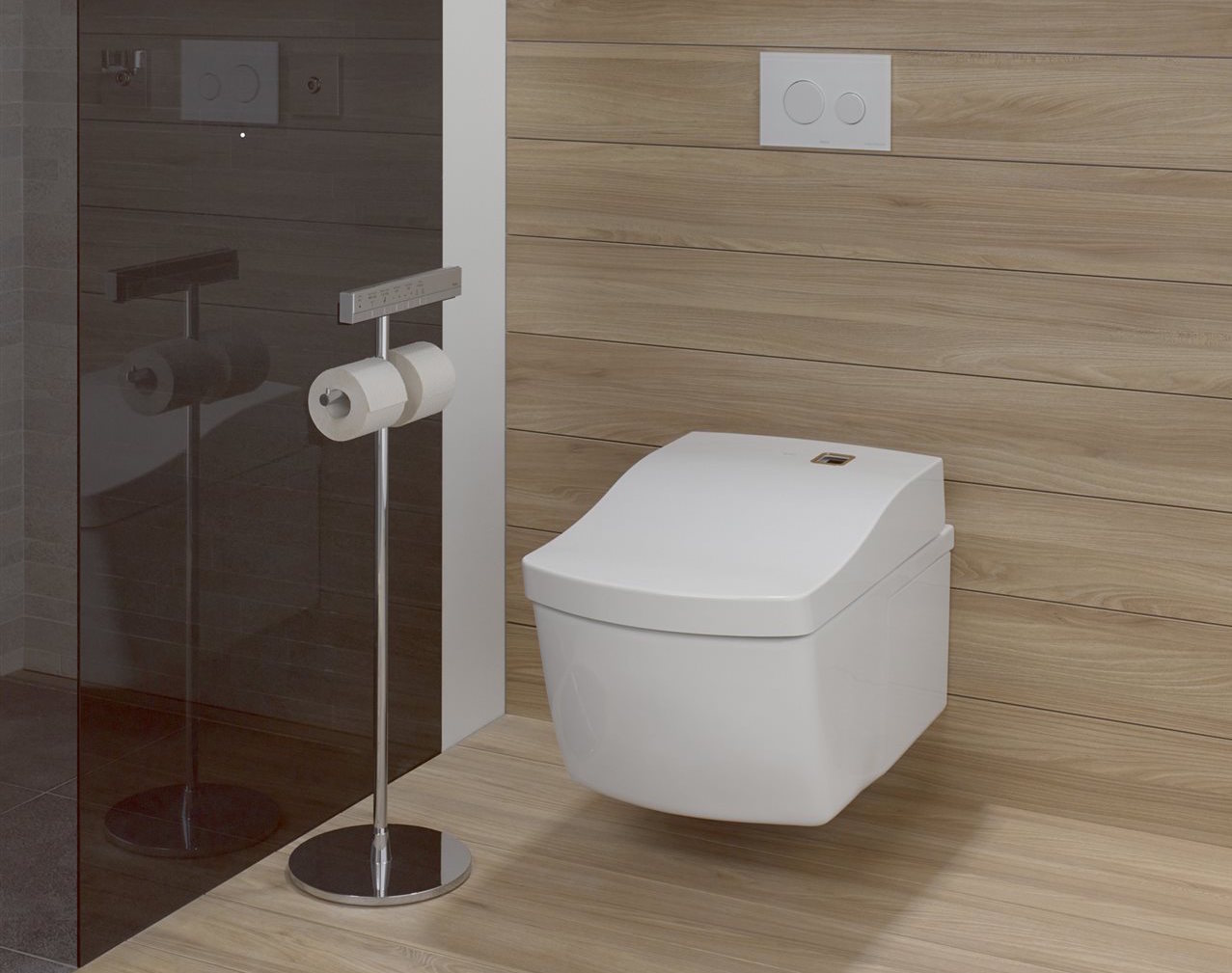 Make the Bathroom the Smartest Room in the House