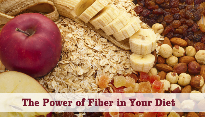 How Can I Increase the Amount of Fiber in my Diet?
