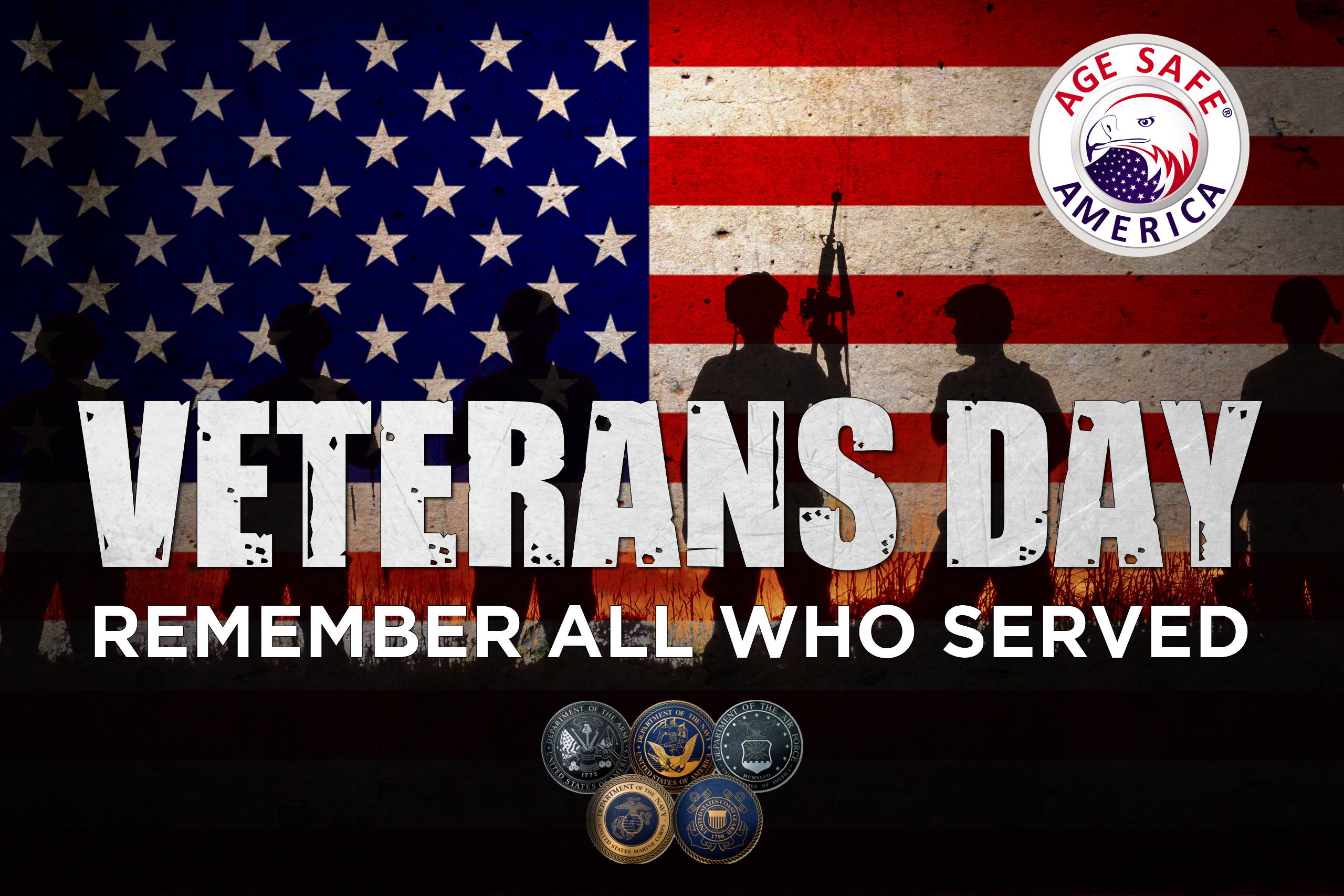We Remember All Who Served