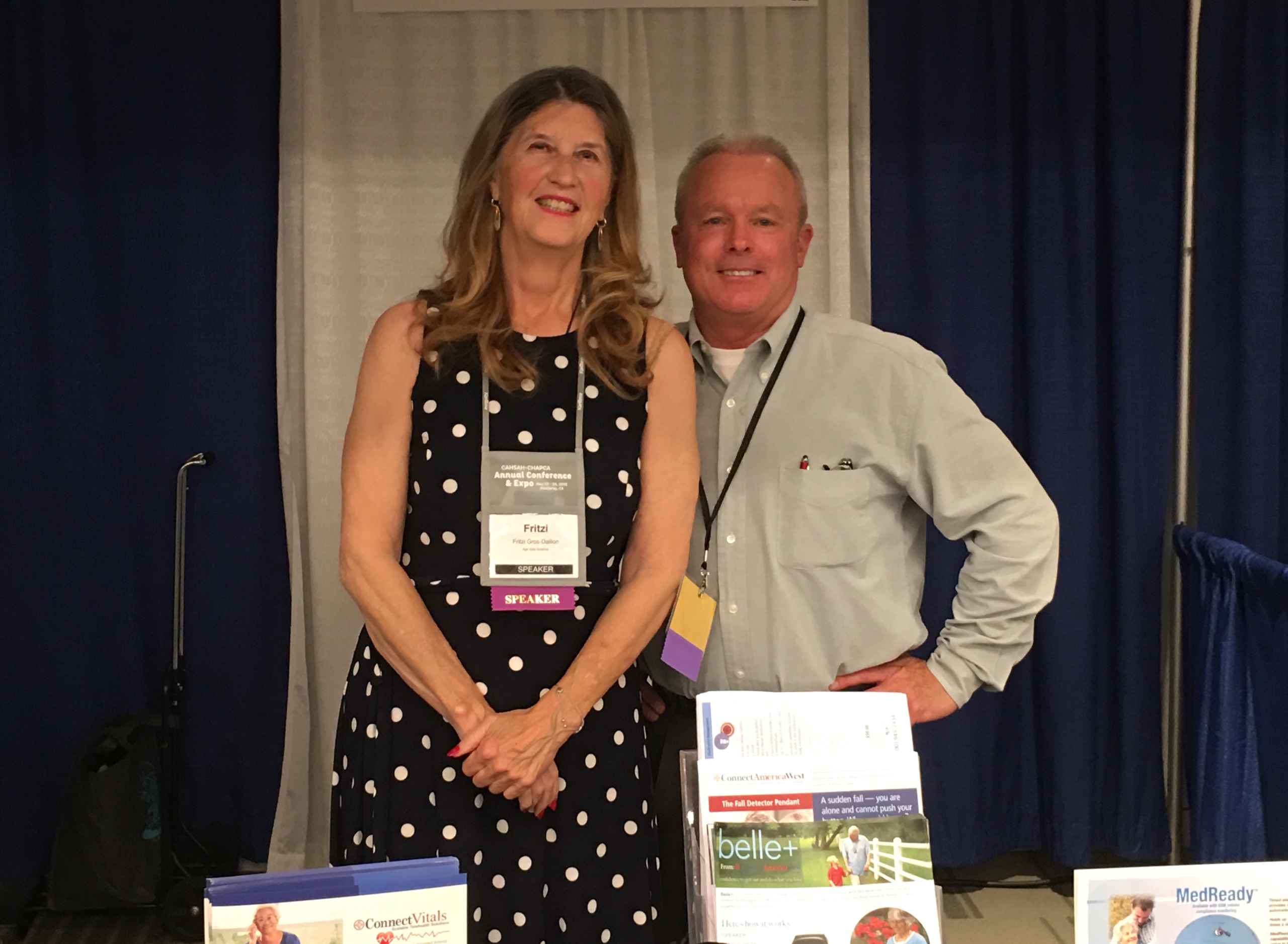 California Association for Health Services at Home Conference 2018