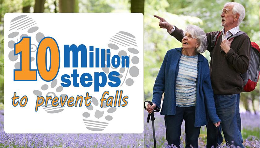 Ohio Falls Prevention Initiative Crushes Goal With Unprecedented Support
