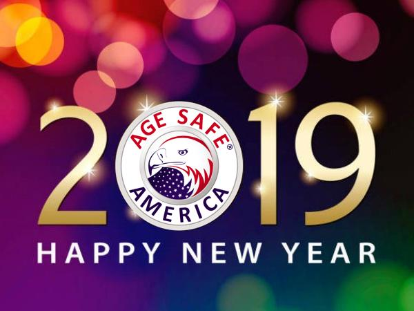 Happy New Year from Age Safe® America!