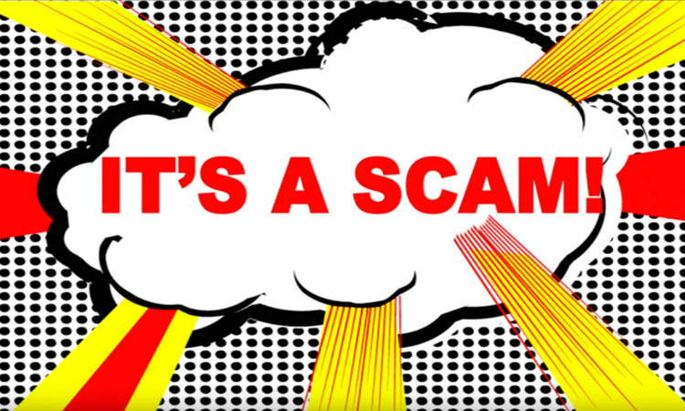 Protect Yourself from Common Scams