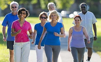 Starting a Walking Club for Older Adults