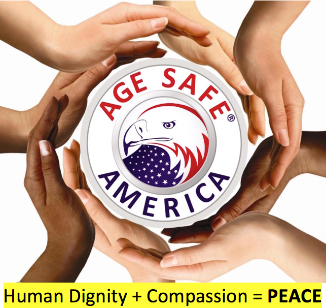 Human Dignity + Compassion = PEACE