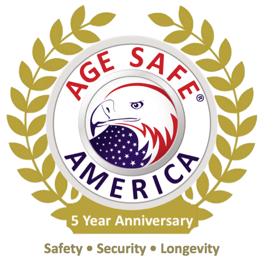 Age Safe® America 5-Year Anniversary