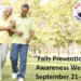 National Falls Prevention Month