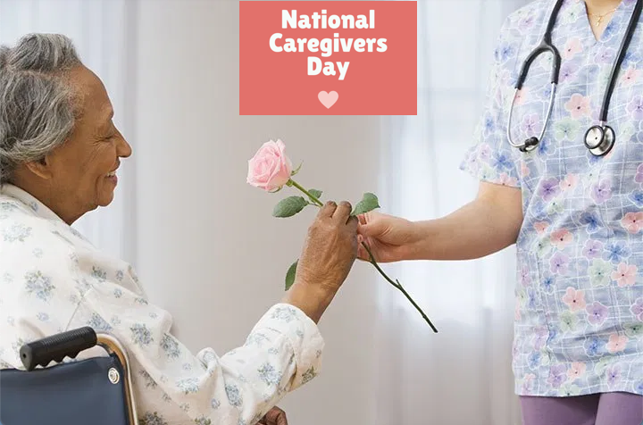 Celebrate National Caregivers Day