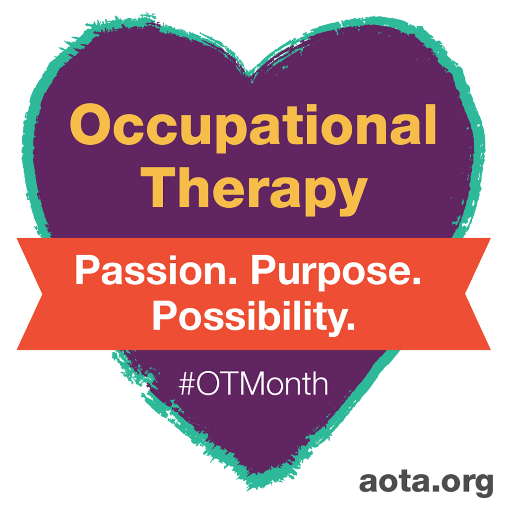Occupational Therapy Month 2021